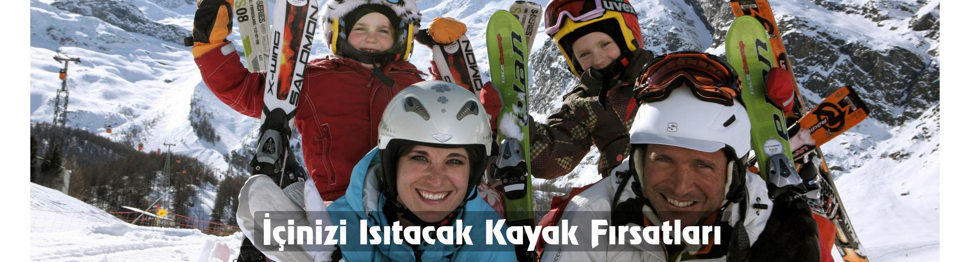 Kayak Fırsatları
