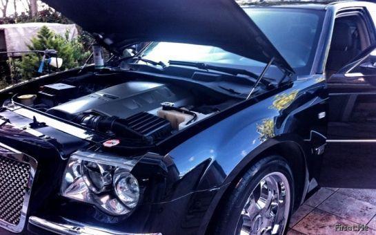 Ataköylüm Oto Kuaför'de, 10 Farklı Uygulama ile Araç Temizlik Paketi!