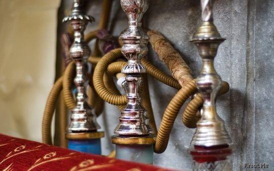 İstanbul'un Kalbinde Şişli Arsima & Cafe'de, Çay, Türk Kahvesi veya Sıkma Portakal Suyu Eşliğinde Nargile Keyfi!
