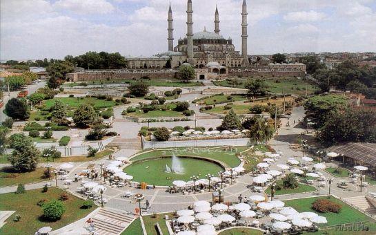 Osmanlı'nın Başkentine Gidiyoruz! Ucuz Tatilim'den, Köfte Menü İkramıyla Günübirlik EDİRNE TURU! (Her Cumartesi Hareketli)