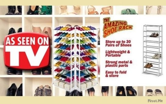 Amazing Shoe Rack 10 Katlı Ayakkabı Rafı