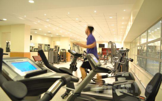 Anka Fitness & SPA Merkezi'nde 3 Aylık Sınırsız Üyelik Fırsatı!