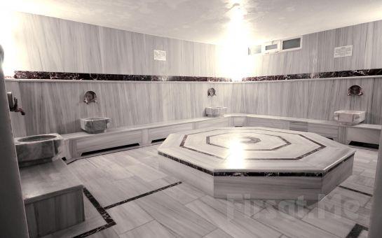 Bakırköy Sauna''da Giriş Ücreti Dahil Kese + Vücut Masajı!