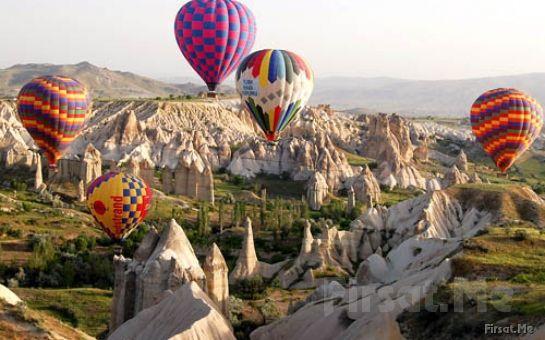 Patuli Tur'dan 1 Gece 2 Gün Konaklamalı İç Anadolu'nun Antik Şehri Kapadokya Turu
