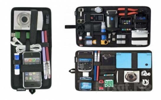 Arabada, Çantada Ya da Çekmecenizde Rahatlıkla Kullanacağınız Pratik Organizer! (Kargo Bedava)