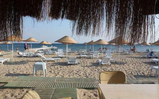 Sarımsaklı Plajı, Aytur Beach Club Hotel'de Herşey Dahil Kişi Başı Konaklama (Tüm Sezon Geçerli)