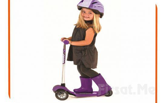 Çocuklarınız İçin Yeni Nesil Eğlence! Lisanslı Scooterlar!