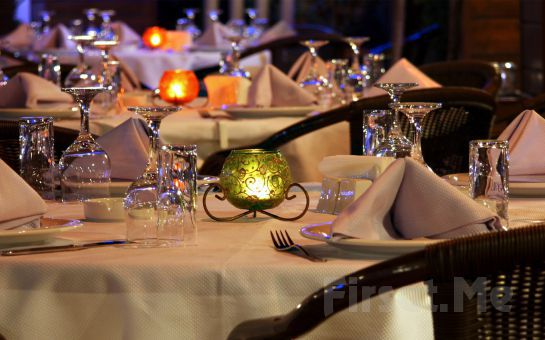 Otantik Bir Mekanda Lezzetli Bir Akşam Yemeği Cafemsi Libadiye Cafe Restaurant'ta; Tavuk Pirzola, Kanat, Köfte, Salata, İçecek