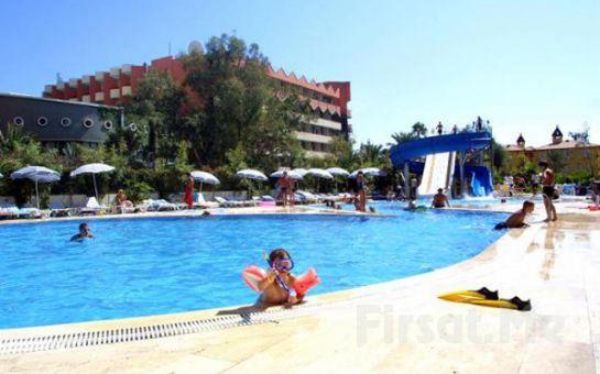 Akdeniz'in İncisi Konaklı'da 4 Yıldız Şan Marin Hotel'de Herşey Dahil Tatil (Tüm Sezon Geçerli)
