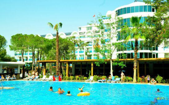 Maya World Otel'de 3 Gece 4 Gün Herşey Dahil Tatil Fırsatı