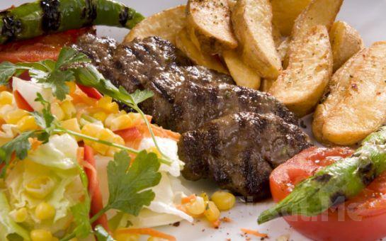 ŞİLE FAÇİBA'da; AÇIK BÜFE, (Çorba + Zeytinyağlılar + 7 Çeşit Salata + Köfte + Kanat + Patates Tava!) Fırsatı!