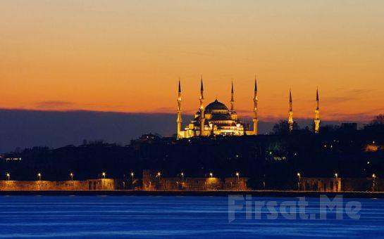 Ramazan Ayı Boyunca İstanbul'un Cami Ve Türbelerini Ziyaret Ediyoruz! (İftar Yemeği Seçeneğiyle!)
