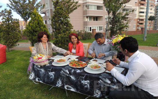 Beylikdüzü Adapark'ta Sevdiklerinizle Birlikte, Şehrin Gürültüsünden Uzak İftar Yemeğine Davetlisiniz!
