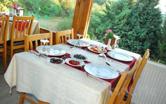 Çekmeköy Çamlıbahçe Restaurant'ta, Muhteşem Doğa Manzarasıyla Tadına Doyulmaz Enfes İftar Keyfi