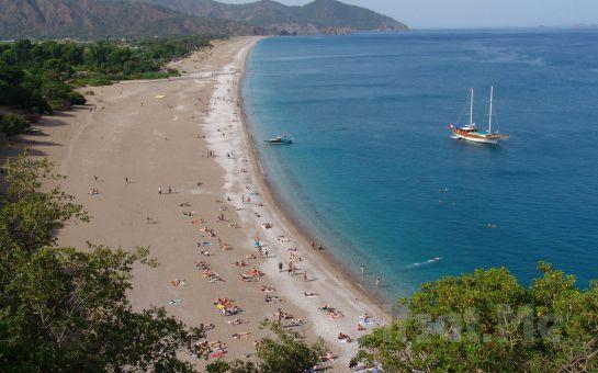 Bayramda Antik Likya'nın En Önemli Liman Kenti Olimpos'ta 3 Gece 4 Gün Konaklamalı Ulaşım Dahil Deniz Turu