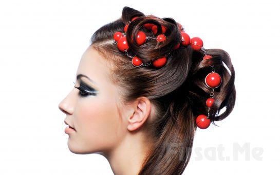 Saçlarınızla Farkınızı Yaratın! Ataköy De Rouge Men Kuaför'den İstediğiniz Tarzda Farklı Topuz Modelleri!