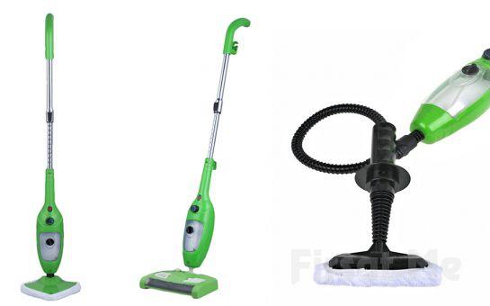 Hem Pratik Hem Hijyenik Temizlik İçin KOHLER NEU X5 Buharlı Temizleyici Süpürge Fırsatı!