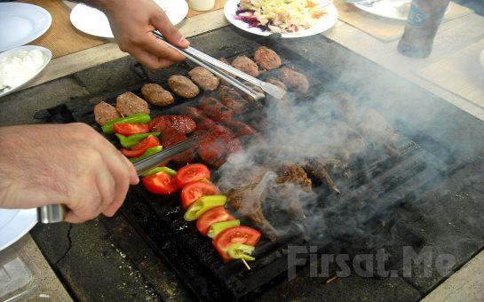 Polonezköy'ün Muhteşem Doğasında Park Asya Piknikte Mangal Keyfi!