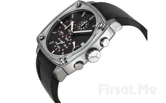Hem Sportif Hem Karizmatik Bir Saat İstiyorsanız Puma PU102591002 Motorsport Erkek Kol Saati