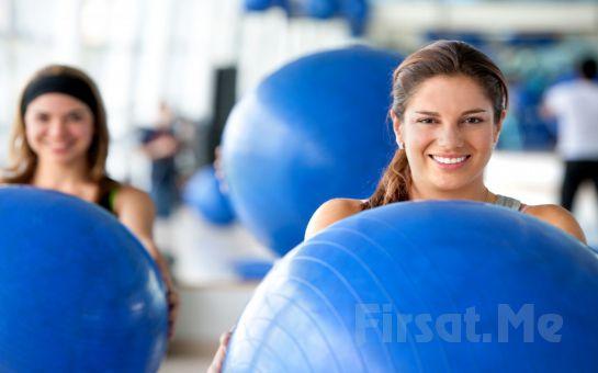 Hanımlar Kendinizi Daha Zinde ve Dinç Hissetmeniz için Jadem Güzellik'ten 1 Aylık Aerobik, Pilates Kursu