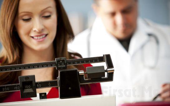 Sarıyer Rumeli Tıp Merkezi'nde, Kilo Verme Garantili 3 Seans Biorezonans Terapi Fırsatı!