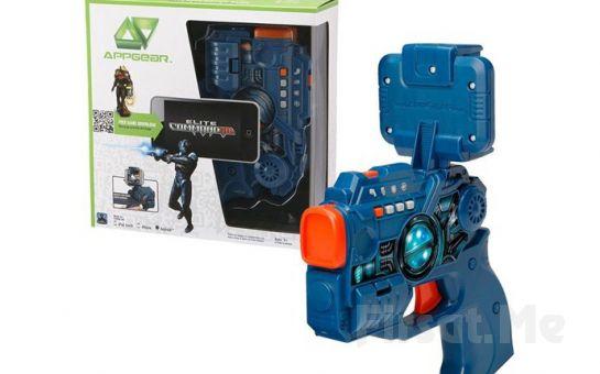 Telefonum Daha Ne İşe Yarar Demeyin. Elektronik Komando Silahı ile Buluşunca Muhteşem Oyun Fırsatı!
