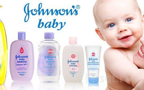En Değerli Varlığınız Bebeğiniz İçin Johnson's Baby 5 Parçalık Bebek Bakım Seti