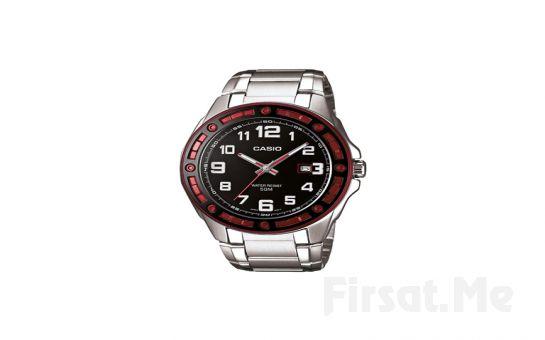 Karizmatik ve Sportif Şıklık! MTP-1347D-1AVDF Casio Erkek Kol Saati Fırsatı! (Orjinal Ürün)