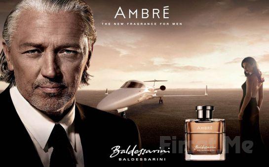 Erkeklere Özel Hugo Boss'tan Ambre Baldessarini 90 ml EDT Orjinal Tester Parfüm Fırsatı!
