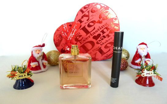 Bayanlara Özel Chanel Coco Mademoiselle 100 ml EDT Orjinal Tester Parfüm, Chanel Double Extrem Black Rimel Fırsatı