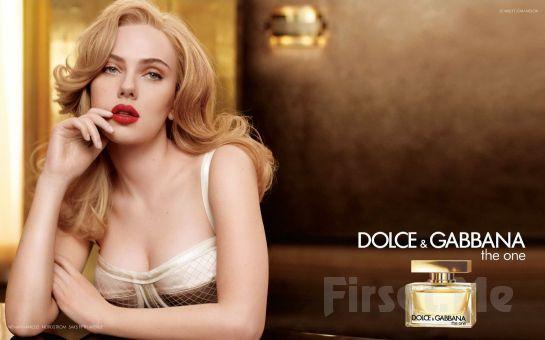 Bayanlar İçin Dolce & Gabbana The One Pour Femme EDP 75 ml Orjinal Tester Parfüm!