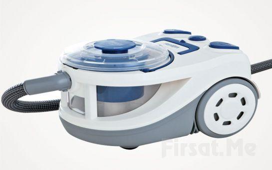 FANTOM 'WS 2500' Siklonik Su Filtreli Elektrikli Süpürge (3 Yıl Fantom Garantisi!)