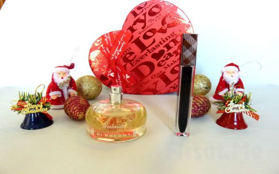 Bayanlara Özel Burberry Weekend 100 mm Orjinal Tester Parfüm + Burbery Silikon Etkili Ekstra Siyah Rimel Fırsatı!
