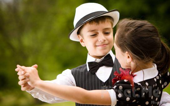 Çocuklarınız ve Siz Dansla Bütünleşin Nefes Sanat Merkezinden Çocuk veya Yetişkin 1 Aylık MODERN veya LATİN DANSI Eğitimi