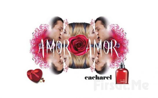 Bayanlara Özel Cacharel Amor For Woman 100 ml Orjinal Tester Parfüm Fırsatı