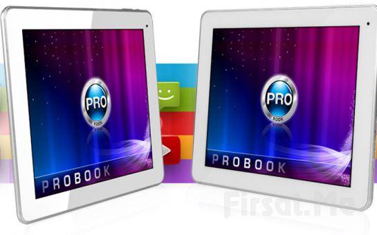 Probook PRBT820 Dual Core 8GB 8 Kapasitif Ekran Tablet PC Fırsatı!