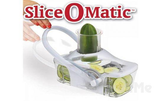 Slice O Matic Pratik Doğrayıcı Set!