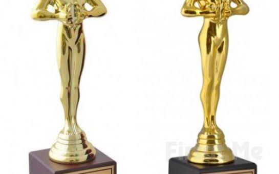Bu Yılki Oscar Heykeli Sevgilinizin olacak Yılın Aşkı Oscarı veya Yılın En İyi Sevgilisi Oscarı