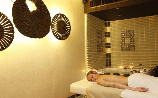 Yeşilyurt Raya Thai Spa Center'dan 5 Farklı Masaj Seçeneği + Sauna + Buhar Odası Kullanımı!
