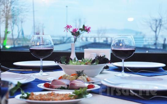 Küçükyalı Asetrin Balık Gourmet'ten Alkollü ya da Alkolsüz İçecek Seçenekleriyle Akşam Yemeği!