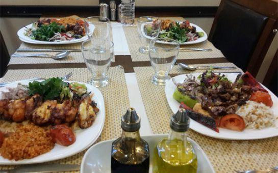 Öğlen Ne Yiyeceğim Derdine Son! Gözde Restaurant Cafe'de Çorba + Ana Yemek + Salata + Tatlı ve İçecekten Oluşan Leziz Menü!