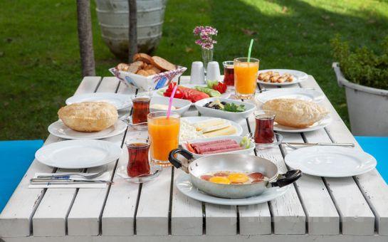 Polonezköy Park Asya Piknik'te Açık Büfe Kahvaltı Fırsatı!