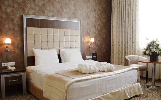 Dragos'un Eteğinde Adalar Manzaralı Maltepe Elite Hotel Dragos'da 2 Kişi 1 Gece Kahvaltı Dahil Konaklama, Spa Keyfi