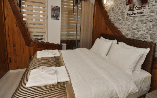 Fransız Sokağı, Magic House Hotel'de Standart Odalarda 2 Kişi, 1 Gece Konaklama, Eşsiz bir Kahvaltı