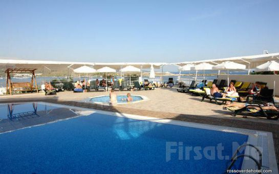 Bodrum Rosso Verde Otel'de Her Şey Dahil Kişi Başı Tatil Fırsatı!