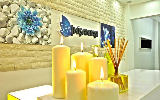 SPA Nişantaşı'nda 45 Dakikalık İsveç, Aromaterapi, Anti-Stres veya Spor Masajı Fırsatı