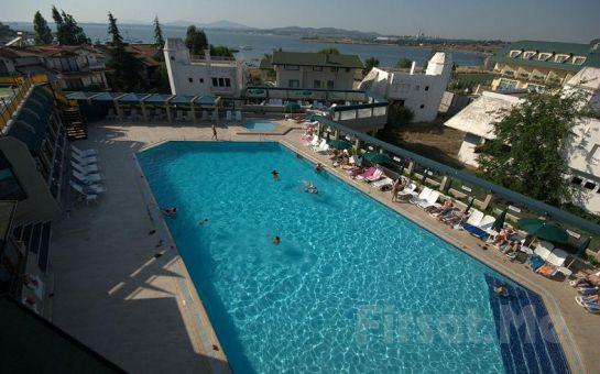 Tres Oro Tur'dan Haftanın Hergünü Bayramoğlu Hegsagone Otel'de Günübirlik Havuz Keyfi