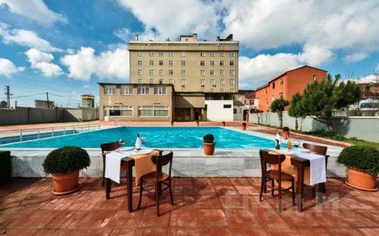 Tuzla Asya Park Hotel'de 2 Kişi 1 Gece Konaklama, Kahvaltı Fırsatı