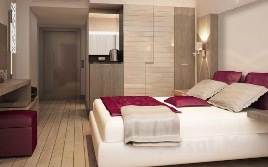 Ramada Plaza İzmir Otel'in Modern ve Konforlu Odalarında 2 Kişi 1 Gece Konaklama Fırsatı!