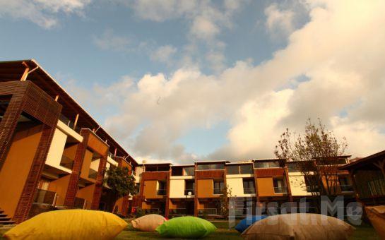 Denize Sıfır Ağva Mad Sea Beach Hotel'de 2 Kişi 1 Gece Konaklama + Kahvaltı!